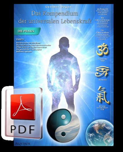Das Kompendium der universalen Lebenskraft - Band 3 als E-Book