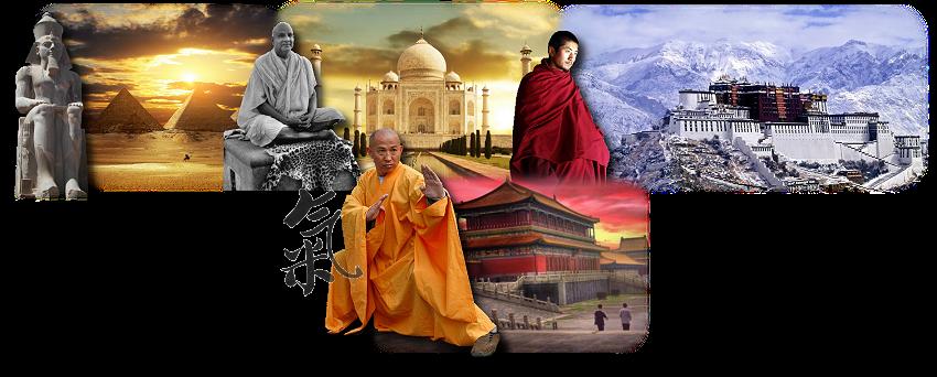 Die Pfade, Traditionen & Überlieferungen der Entwicklung der Lebenskraft