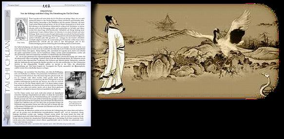 Die Geschichte des Tai Chi Chuan