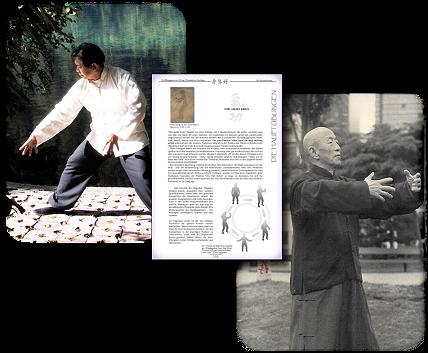 Die wichtigsten Kern-Positionen des Zhang Zhuang Qi Gong.