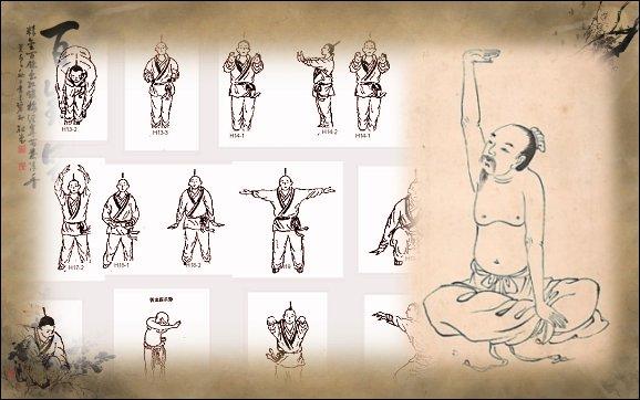 Die 7 Arten des Qi Gong