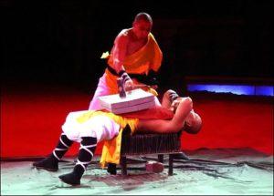 Shaolin & das Eisenhemd Qi Gong