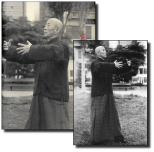 Standuebungen des Chi Gong