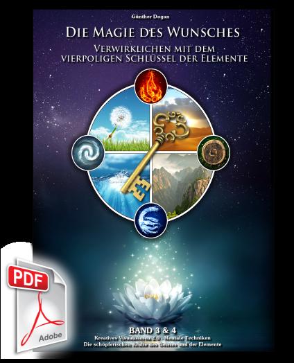 Die Magie des Wunsches - Sammelband 3 & 4