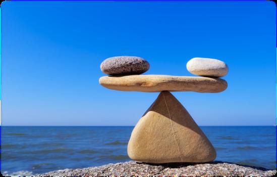 Das Prinzip der Harmonie - und wie man ein Element und eine Polarität in sich stärkt