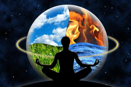 Die Elemente und Polaritäten - Kompass der Lebensveränderung